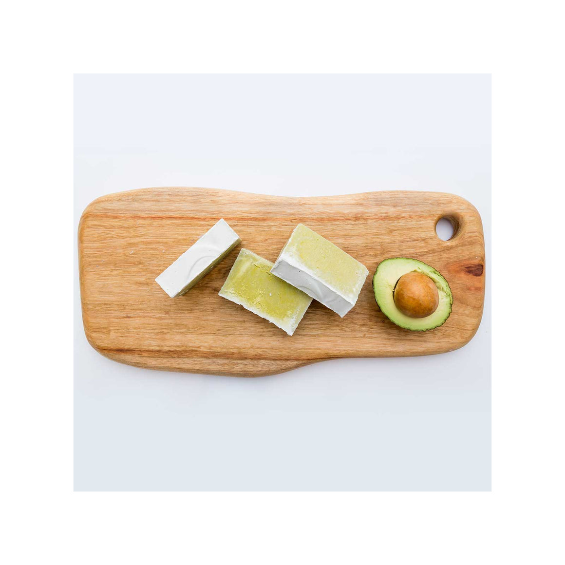 The Australian Soap Kitchen Hydrating Avocado Natural Soap - 100g