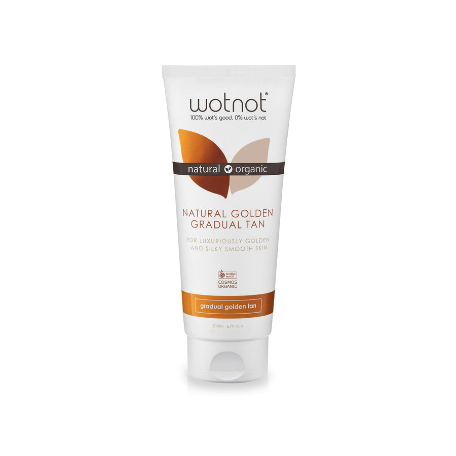 Wotnot Gradual Tanning Lotion - 200ml
