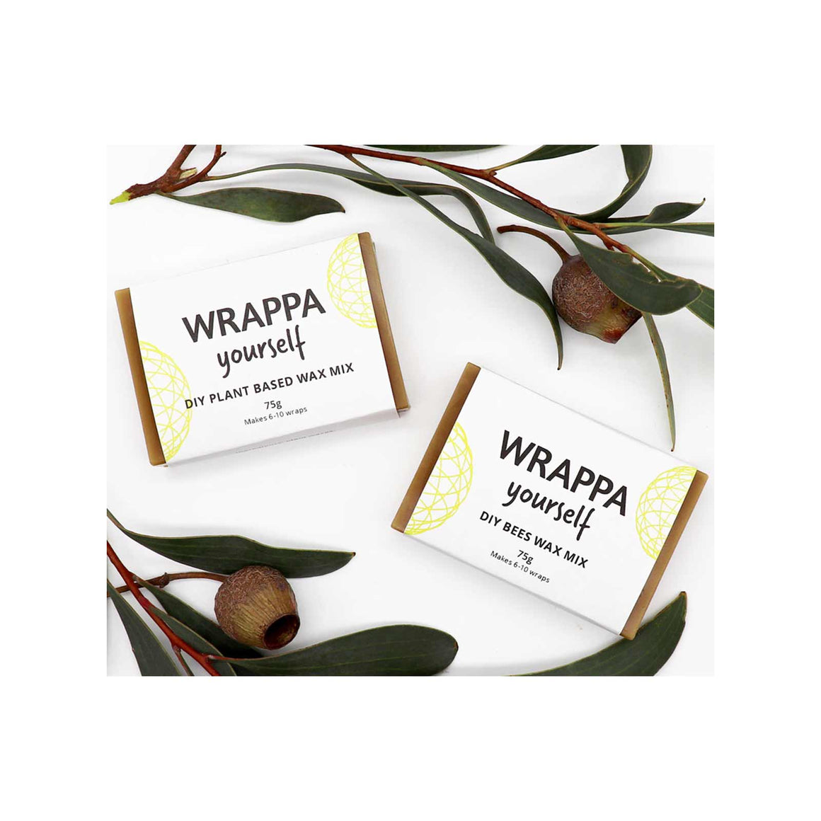 Wrappa Yourself – DIY Bees Wax Bars