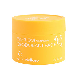 Woohoo Deodorant Paste Mellow Sensitive - 70g