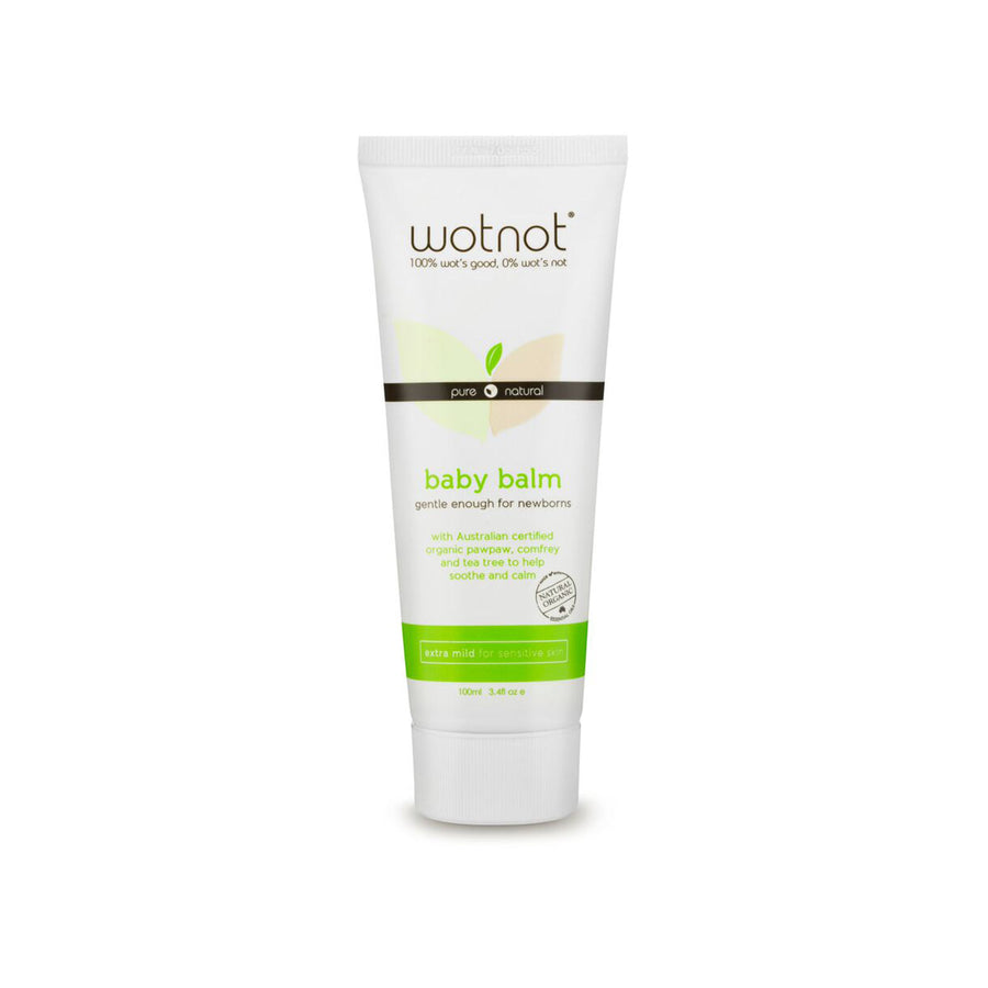 Wotnot Naturally Soothing Baby Balm - 100ml