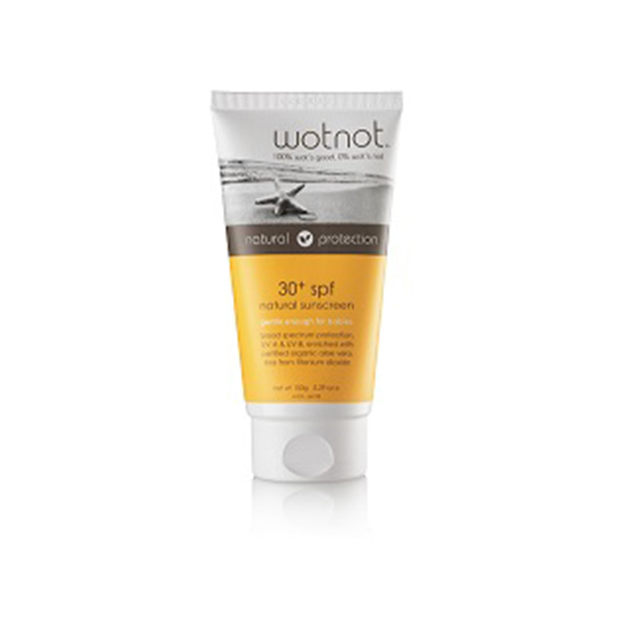 Wotnot Natural Sunscreen 30 SPF - 150g
