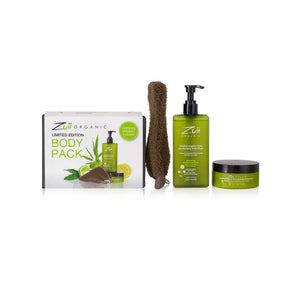Zuii Certified Organic Vegan Body Pack