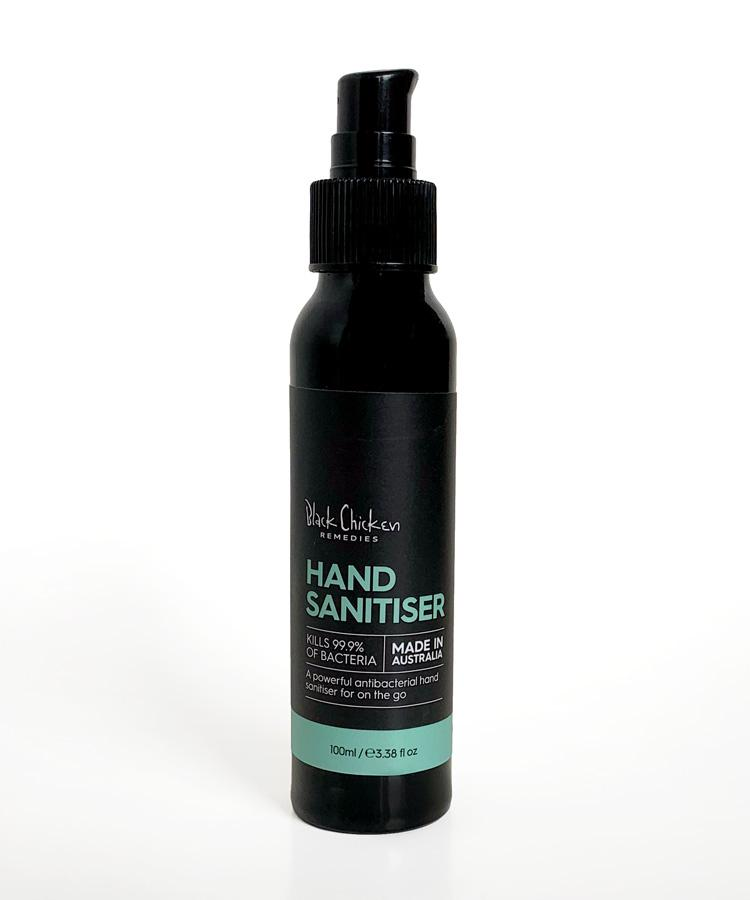 Black Chicken Remedies Natural Hand Sanitiser - 100ml