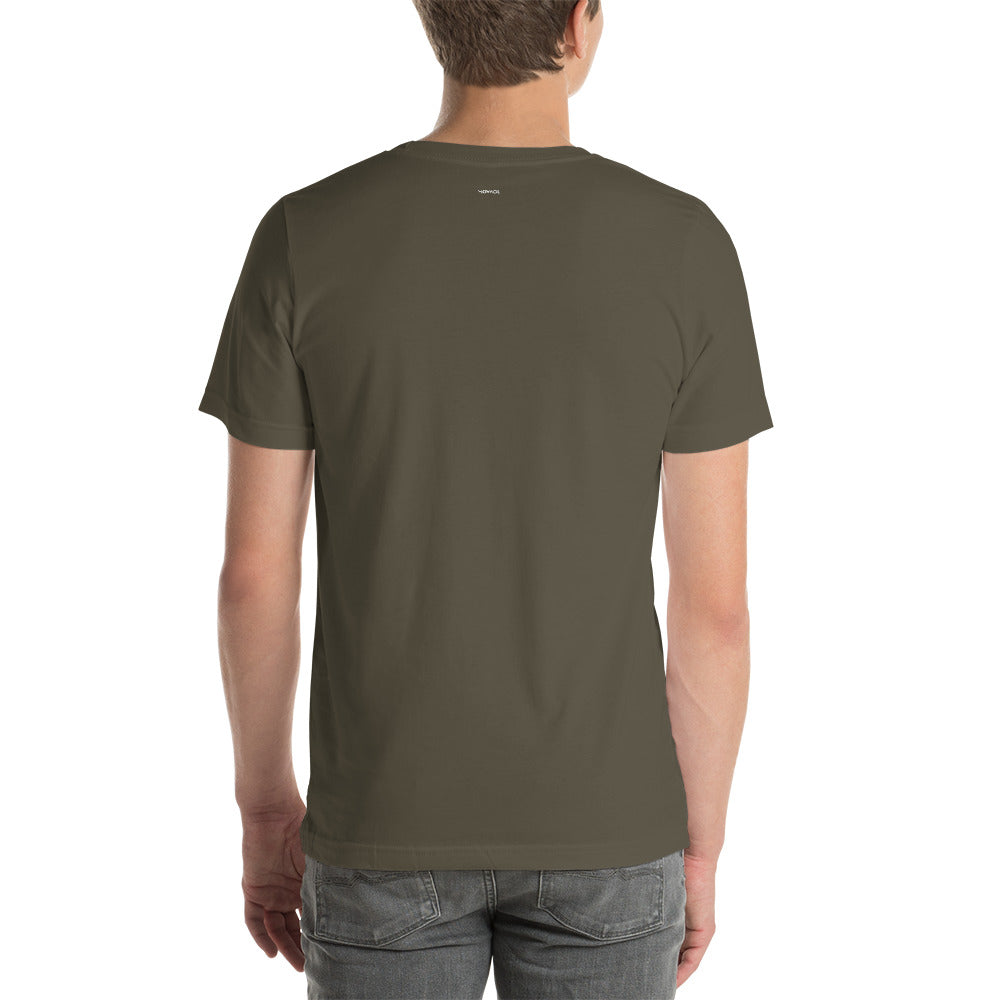 T-shirt Studio 51 unisex scura