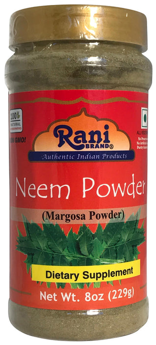 Rani Neem Powder 8oz (229g)