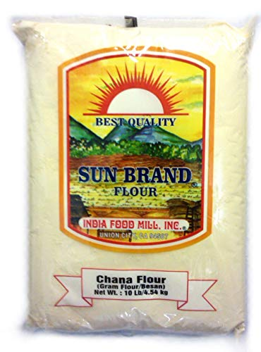 Sun Brand Chana Besan {3 Sizes Available}