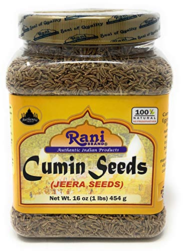 Rani Cumin Seeds {4 Sizes Available}