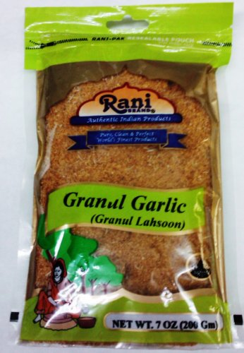 Rani Granulated Garlic 200G