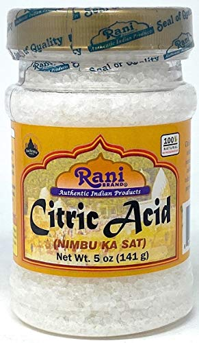 Rani Citric Acid {3 Sizes Available}