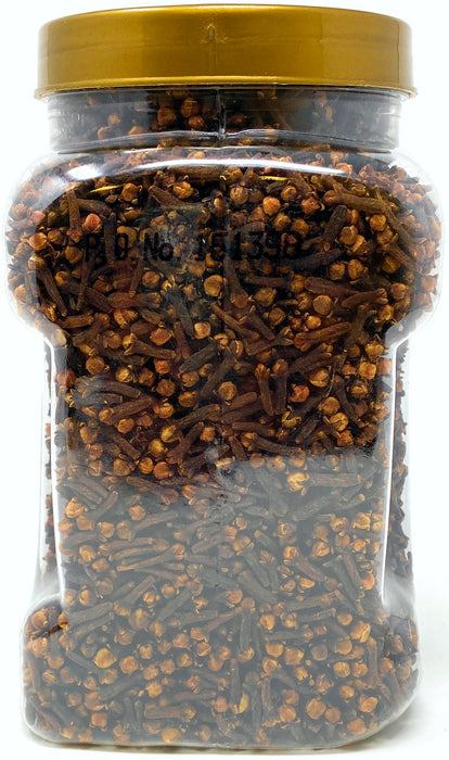 Rani Cloves Whole (Laung) 28oz (800g) Great for Food, Tea, Pomander Balls and Potpourri, Hand Selected, Spice ~ Bulk, PET Jar, All Natural | NON-GMO | Vegan | Gluten Friendly | Indian Origin