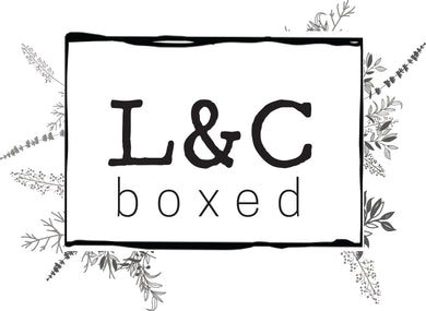 L&C Boxed - Seasonal Subscription Box 3 x Monthly