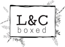 Load image into Gallery viewer, L&C Boxed - Seasonal Yearly Subscription