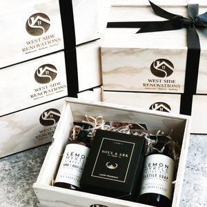 Custom Branded Hamper