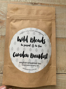 Camden Breakfast Wild Blends Tea