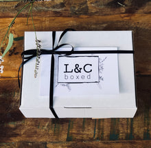Load image into Gallery viewer, L&C Boxed - Seasonal Subscription Box 3 x Monthly