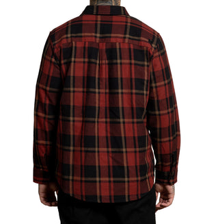 Rosewood Flannel