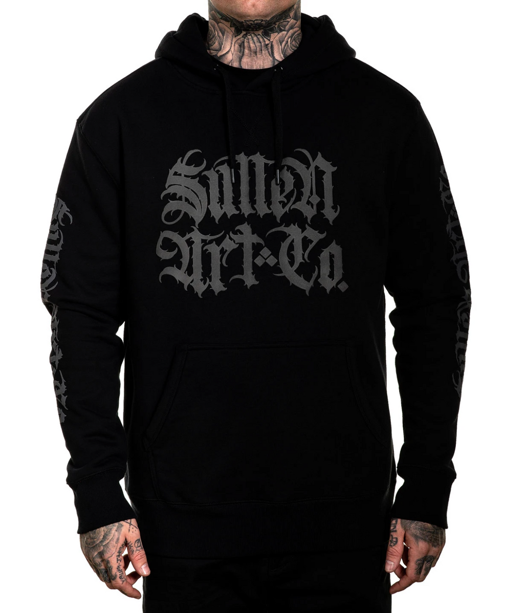 Metal Head Pullover
