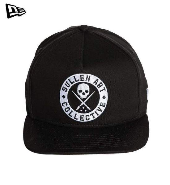 NEW ERA SULLEN BADGE SNAPBACK