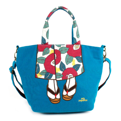 Miss Zapatos Tote 6463