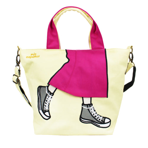 Tote Mis Zapatos B6536