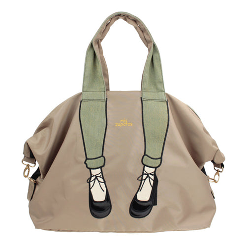 Mis Zapatos Travel Gym Tote Bag B6582