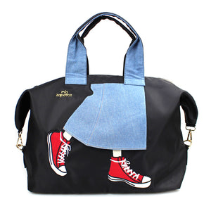 Mis Zapatos Travel Gym Tote Bag B6681