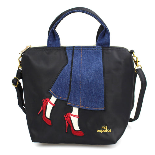 Mis Zapatos Handbag Shoulder Bag B6717