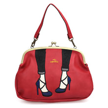 Load image into Gallery viewer, Shoulder Bag Mis Zapatos B6737