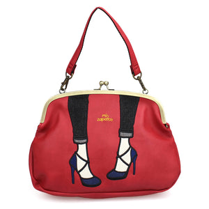 Shoulder Bag Mis Zapatos B6737