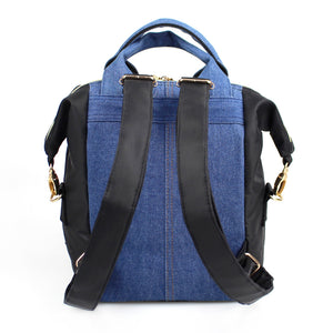 Backpack Shoulder Bag Mis Zapatos B-6867