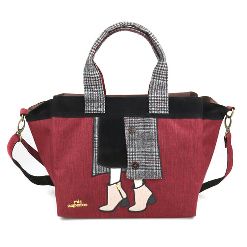 Miss Zapatos Handbag/Shoulder bag B6921