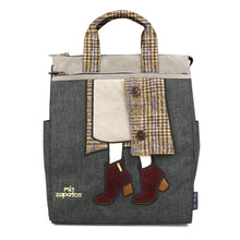 Load image into Gallery viewer, Mis Zapatos Backpack B6922