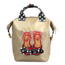 Load image into Gallery viewer, Backpack  Shoulder Bag Mis Zapatos K729