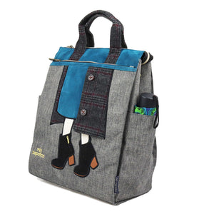 Mis Zapatos Backpack B6922