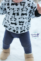 Little Kids Banff Grow With Me Sweatshirt Pattern- PDF Apple Tree Sewing Pattern
