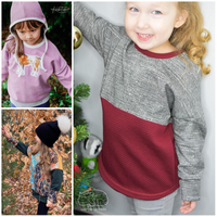 All Sizes Slouchy Dolman- PDF Apple Tree Sewing Pattern