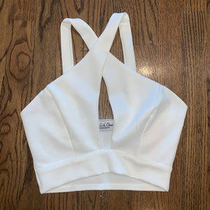 Cross Front Crop top