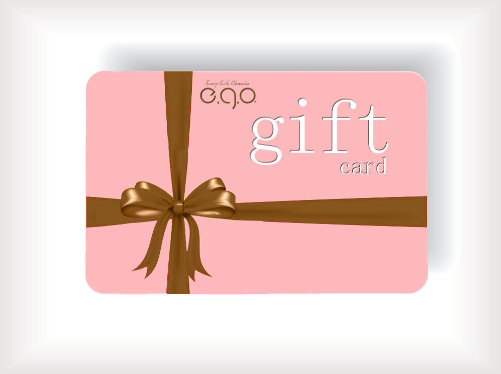 Every Girlz Obsession Gift Card