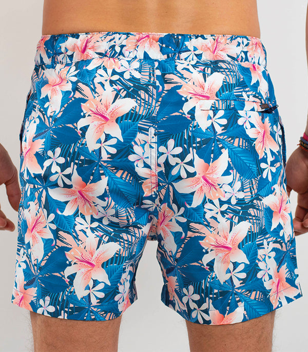 Swimshort Flower