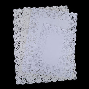Lace Paper Dining Table Placemat