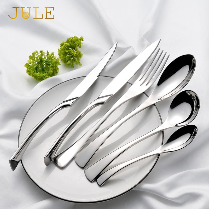 2pc Silverware Set