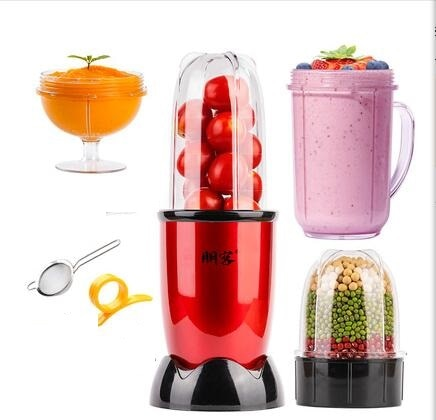 220V Multifunction Mini Household Automatic Blender