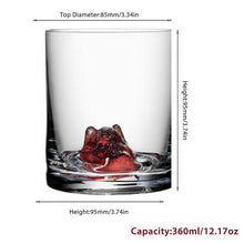 Load image into Gallery viewer, Creative Animal Cup 360ml