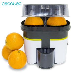 Electric Orange Juicer Double Head Automatic