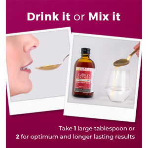 Gold Collagen MULTIDOSE 40+ drink it or mix it