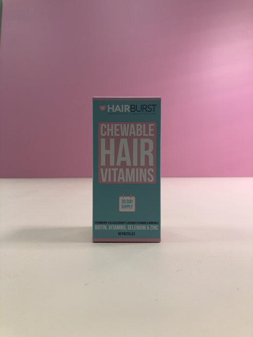 Hairburst - Chewable hair vitamins - Front