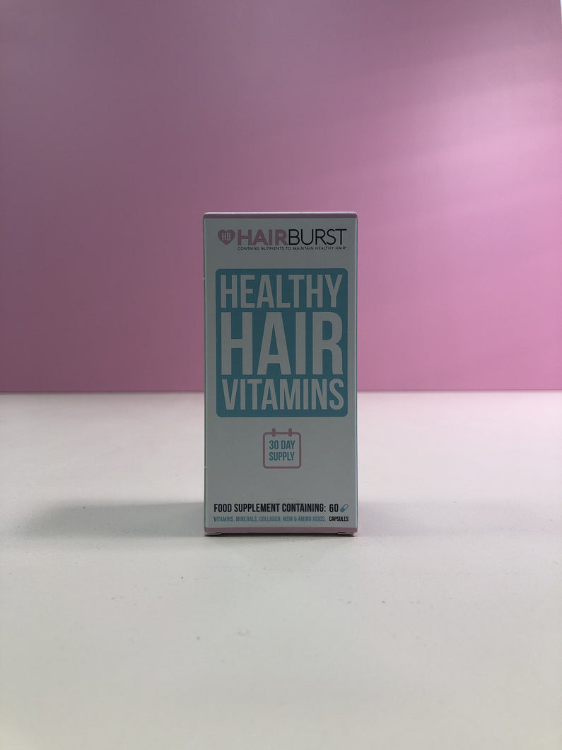 Hairburst - Healty hair vitamins - Front