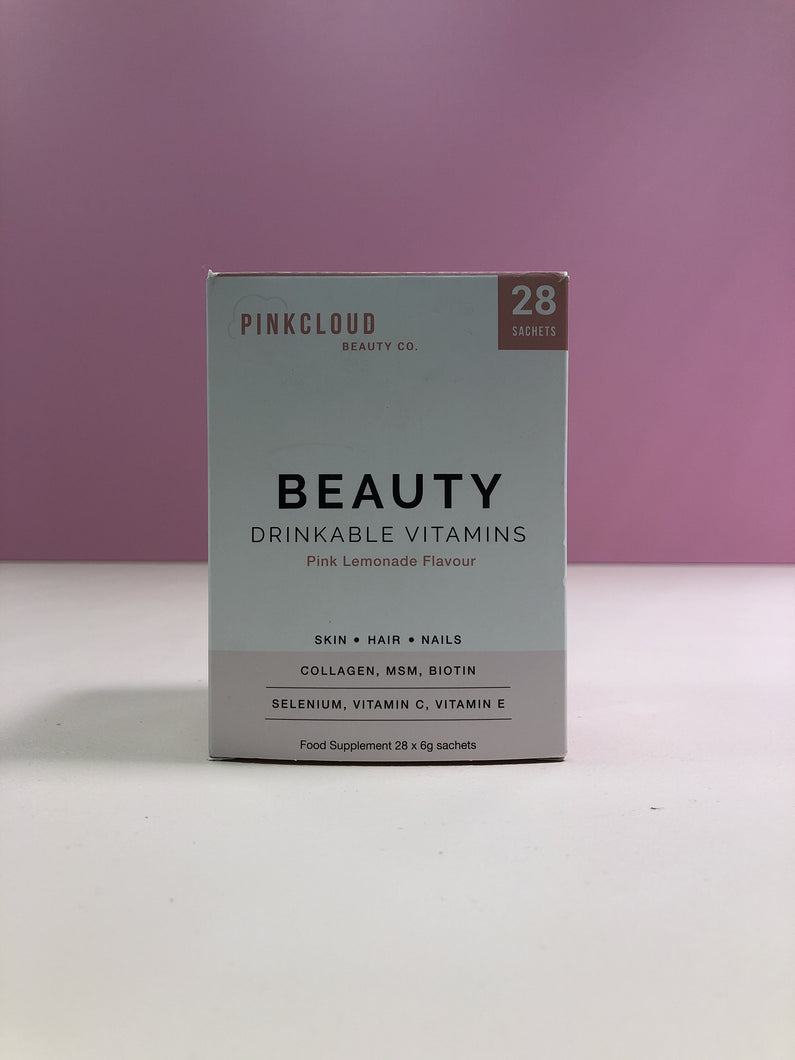PinkCloud Beauty Co BEAUTY - Front