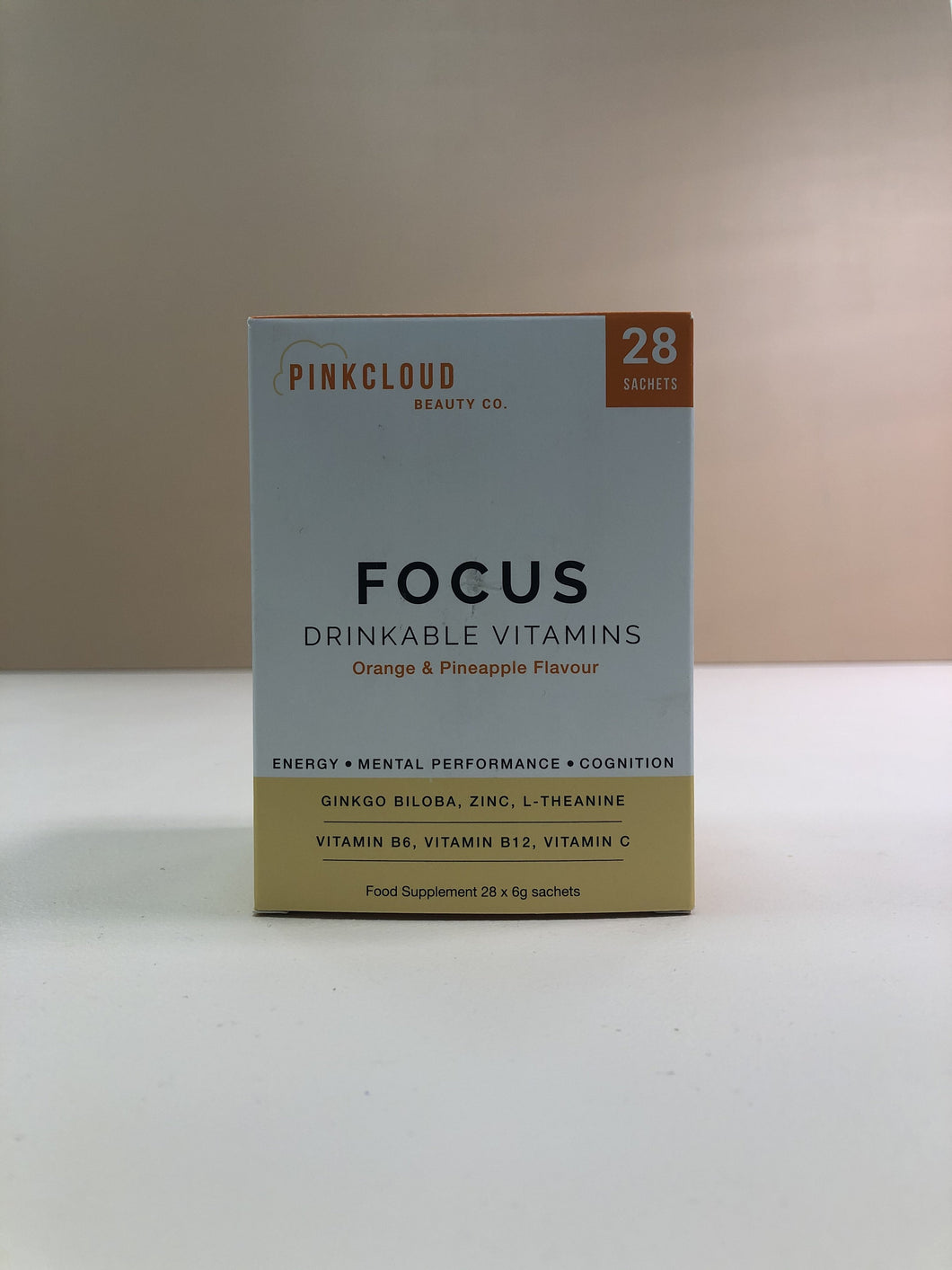 PinkCloud Beauty Co FOCUS - Front